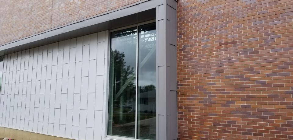 Flat Lock Tile Wayne State College
