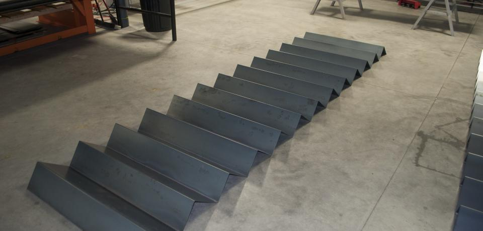 Architectural Metal Folding Metal Flashing Trims And