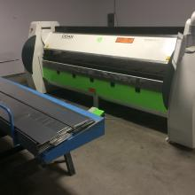 "CIDAN MACHINERY FUTURA PLUS 120"" POWER FOLDER"