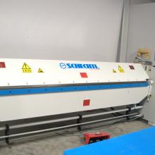"122"" Schechtl CNC Folding Machine"